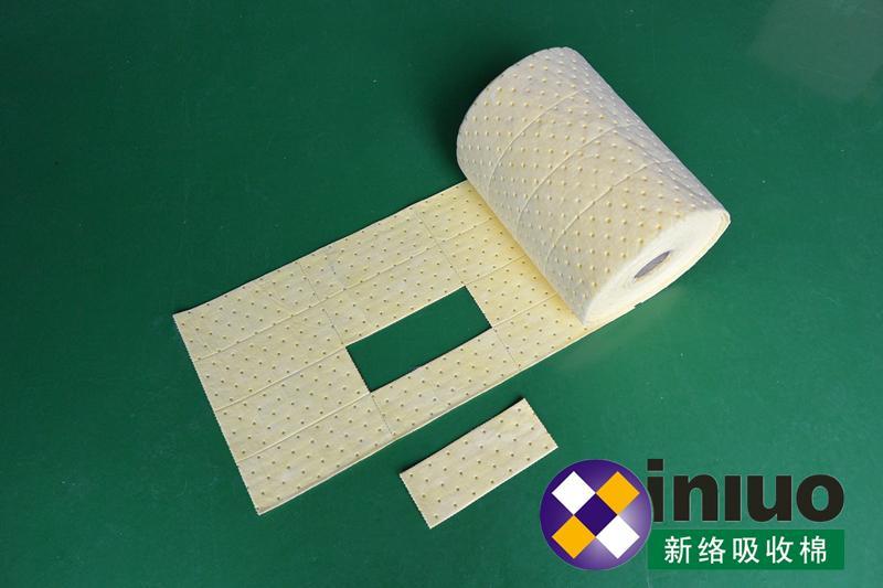 新絡XLH94018多撕線化學品萬用吸收卷多用途危害品吸收棉 4