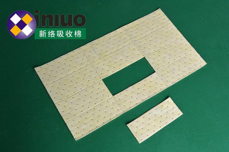 新絡XLH94018多撕線化學品萬用吸收卷多用途危害品吸收棉 1