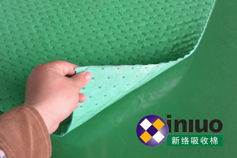 FH98020L绿色防滑防渗透吸液毯粘地面多功能多用途吸液毯 10