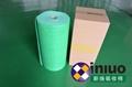 FH98020L绿色防滑防渗透吸液毯粘地面多功能多用途吸液毯 13