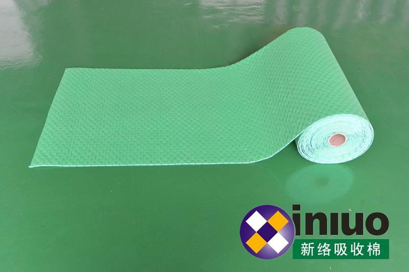FH98020L绿色防滑防渗透吸液毯粘地面多功能多用途吸液毯 7