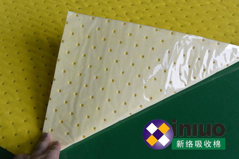化工厂地面防滑吸收危害品吸收棉