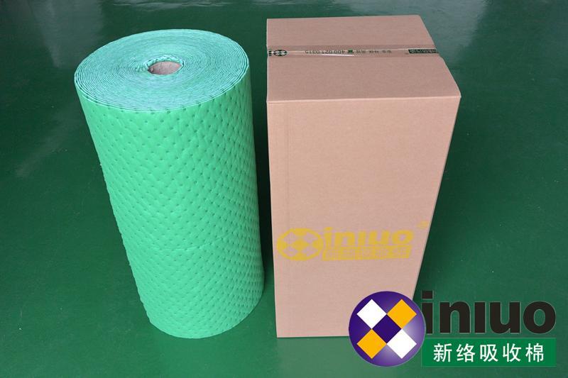 PSL92352X化工廠實驗走道鋪設吸收化學危害品吸液棉 5