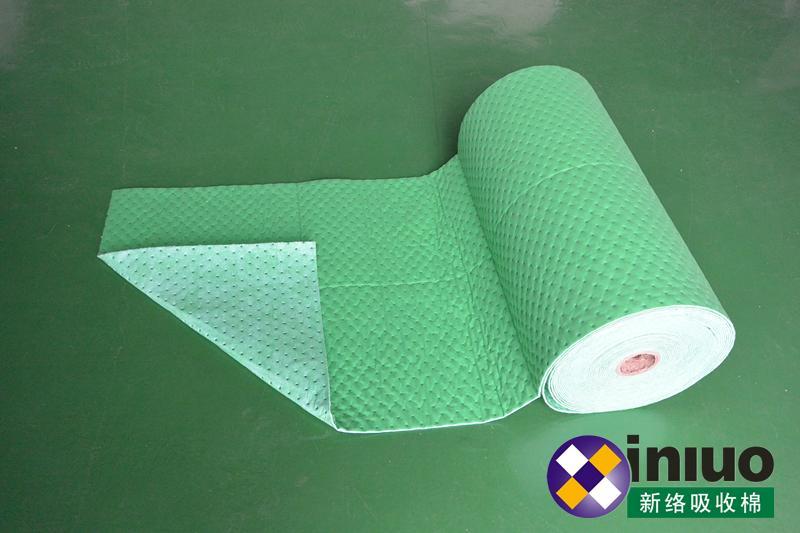 PSL92352X化工廠實驗走道鋪設吸收化學危害品吸液棉 2