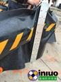 WGJ1000固体浮子式橡胶围油栏