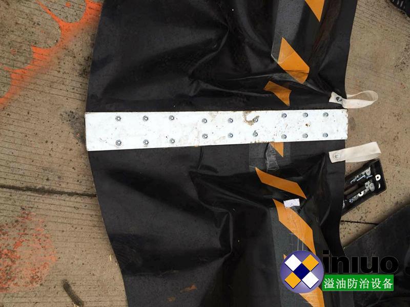 WGJ900固体浮子式橡胶围油栏 3