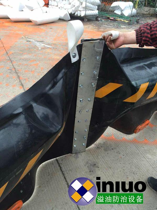 WGJ900固体浮子式橡胶围油栏 4