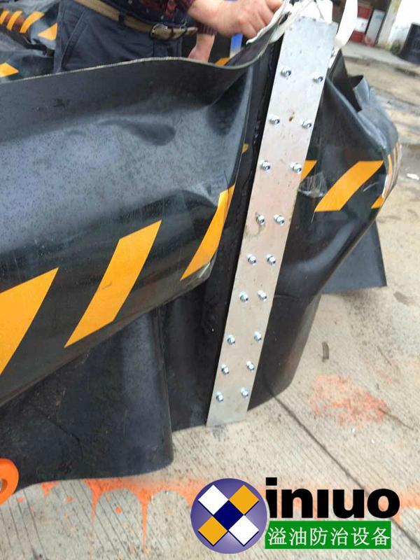 WGJ900固体浮子式橡胶围油栏 5