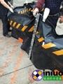 WGJ900固体浮子式橡胶围油栏
