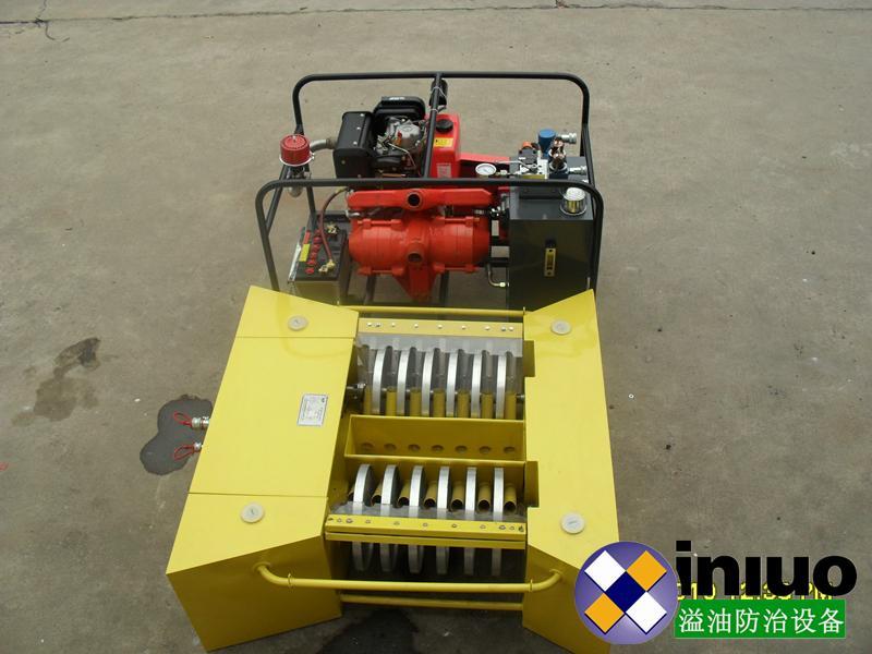 ZS10 rotary skimmer 4