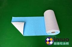 新络FL6020吸油饱和不透地面吸油卷不产生二次污染吸油毯