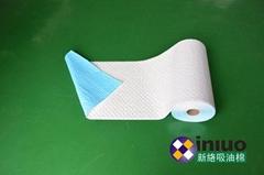 新絡FL6020防滲透吸油卷 吸油飽和不透地面吸油卷