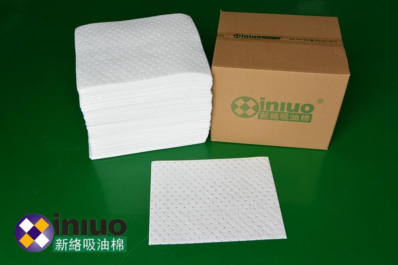 新絡PS1201B輕量級便攜裝吸油片白色壓點吸油片100片裝吸油片 7