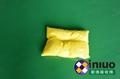 新络H9425危险化学品吸收枕黄色多用途吸收枕