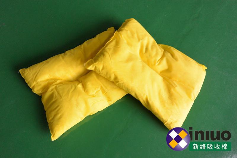 新络H9425危险化学品吸收枕黄色多用途吸收枕 11
