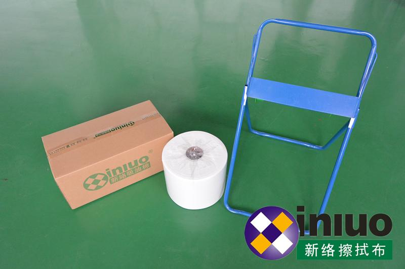 25cmX37cm 50gsm Superior Water Absorption Clean Wipes Roll Manufacturer  11