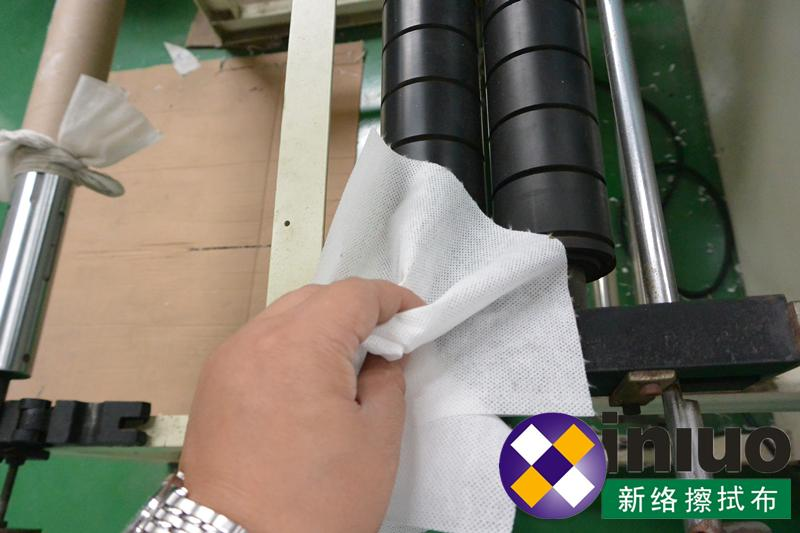 25cmX37cm 50gsm Superior Water Absorption Clean Wipes Roll Manufacturer  13
