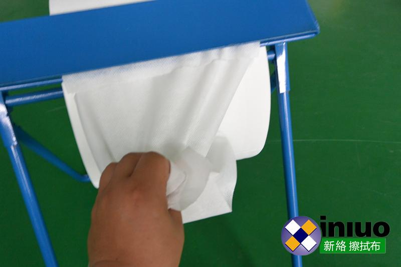 25cmX37cm 50gsm Superior Water Absorption Clean Wipes Roll Manufacturer  14
