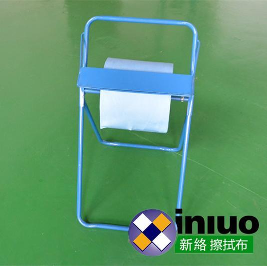 新络25190蓝色环保擦拭布工业机器油污清洁卷状擦拭布 9