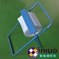 新络25190蓝色环保擦拭布工业机器油污清洁卷状擦拭布 12