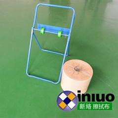 新络24420工业擦拭纸木浆原色环保三层擦拭纸