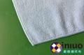 M3030超細纖維擦拭巾清潔擦拭布 吸水毛巾 擦車布 混色30cm*30cm(顏色隨機) 4