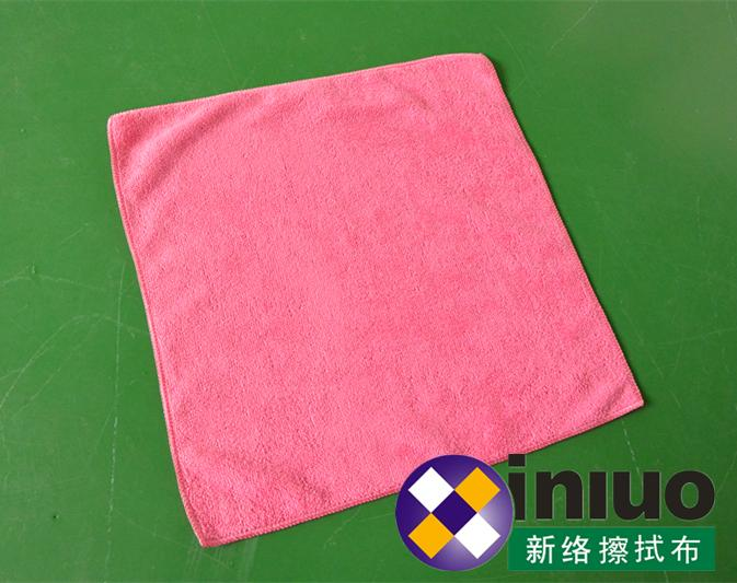 M3030超細纖維擦拭巾清潔擦拭布 吸水毛巾 擦車布 混色30cm*30cm(顏色隨機) 6