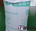 Special oil-absorbing particles ground