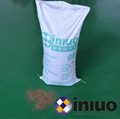 Special oil-absorbing particles ground 7
