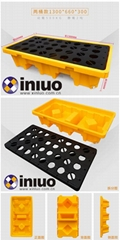 Xinluo FP-2 anti-leakage tray anti-leak prevention pallet platform