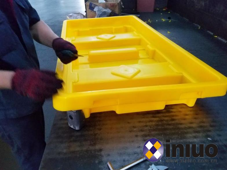 Xinluo FP-2 anti-leakage tray anti-leak prevention pallet platform 7