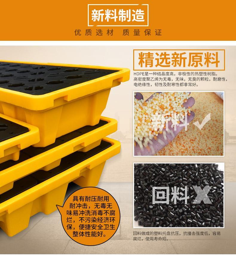 新络FP02防渗漏平台化学品仓库存储桶防渗漏预防托盘平台 5