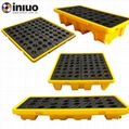Xinluo FP02 anti-leakage tray anti-leak prevention pallet platform 10
