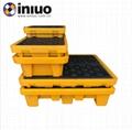 Xinluo FT04 anti-leakage tray anti-leak prevention pallet platform 5