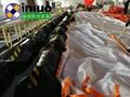 FWPJ橡膠浮體防污網填海防泥沙海洋施工防污染橡膠浮體防污屏 2