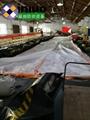 FWPJ橡膠浮體防污網填海防泥沙海洋施工防污染橡膠浮體防污屏 4