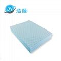 蓝色2MM厚轻量级一分为二节省碱性危害品万用型环保吸附片 3