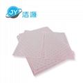 粉色轻量级2MM厚一分为二节省型酸性化学品万用型吸附片 4