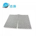 灰色輕量級2MM厚可分開節省通用型吸液片 2
