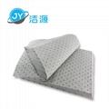 灰色輕量級2MM厚可分開節省通用型吸液片 4
