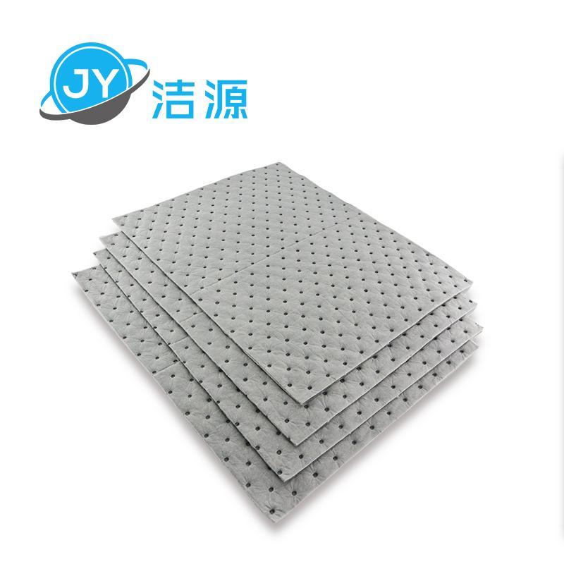灰色轻量级2MM厚节省可撕开油水溶液吸收通用型吸液片 3