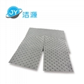 Gray 2MM thick tearable absorbent universal type liquid absorbing sheet 4