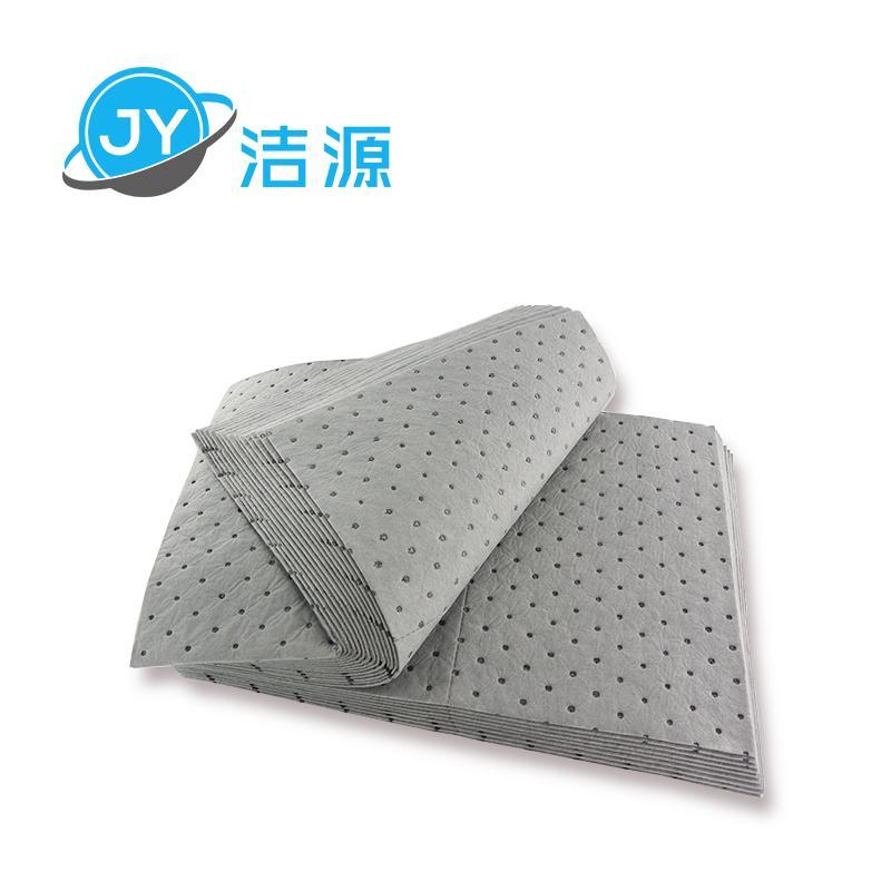 灰色輕量級2MM厚節省可撕開油水溶液吸收通用型吸液片 5