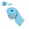藍色2MM輕量級節省38cm寬45M長實驗台碱性危害品萬用環保吸附卷 2