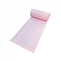 Pink 2MM thick 38CM wide 90M long chemical universal absorbent cotton 3