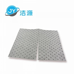 灰色重量級4MM厚油水溶劑全吸節省通用型吸液墊