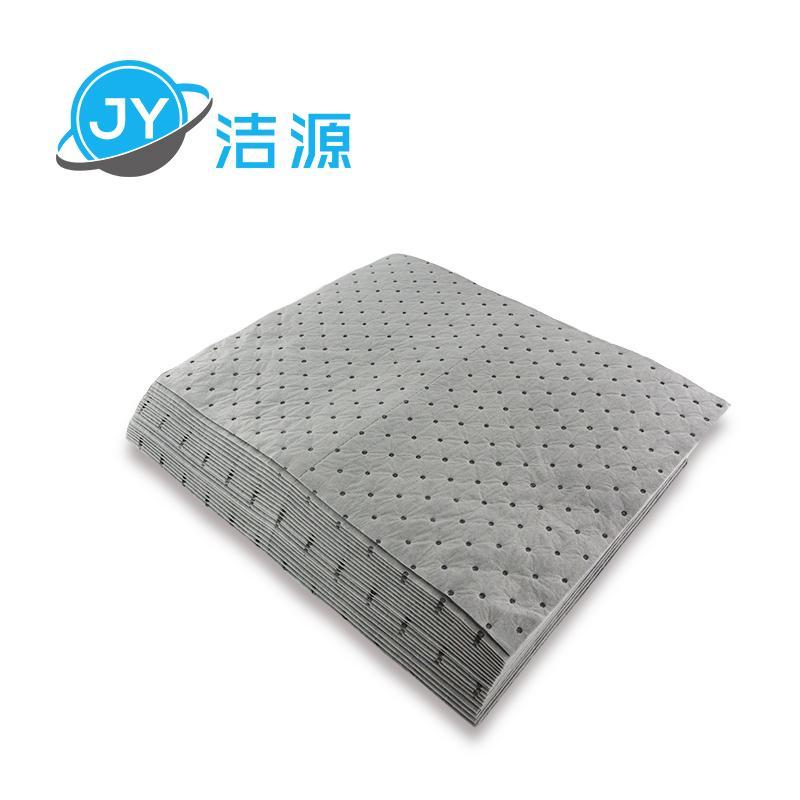 灰色重量級4MM厚油水溶劑全吸節省通用型吸液墊 2