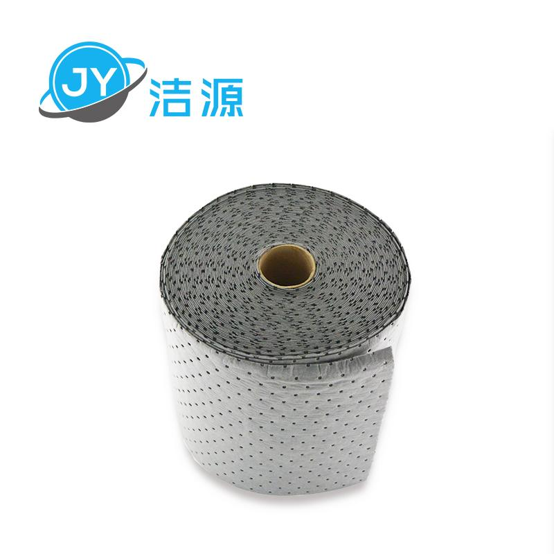 Gray lightweight 2MM thick 90M long roll universal absorbent cotton 4