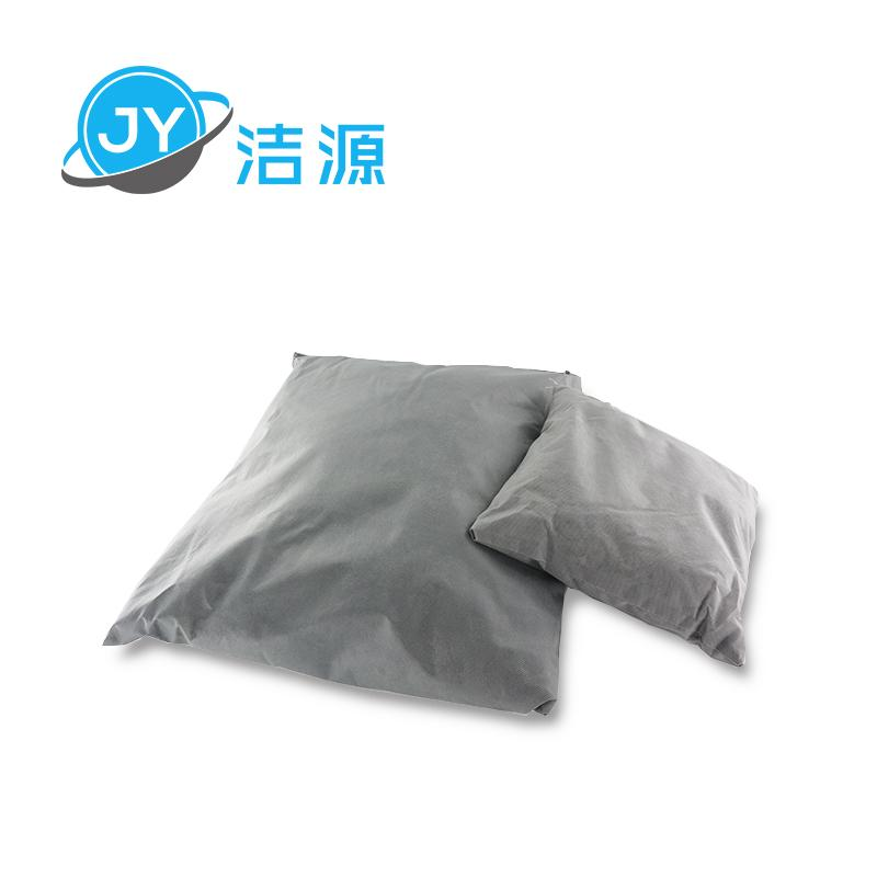 灰色通用型25*25CM小容量枕包狀便捷吸油包吸油枕 1