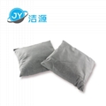 Gray universal 25*25CM oil-absorbing bag oil-absorbing pillow 2